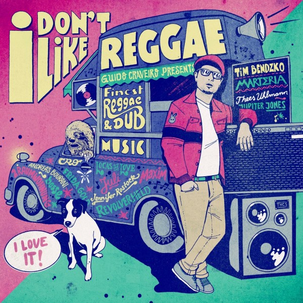2012 : Guido Craveiro – I Don't Like Reggae : Warner Music